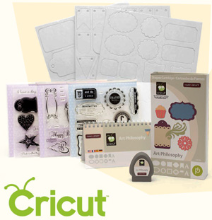 CTMH Cricut Cartridge Bundle Art Philosophy by Close to My Heart